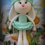 Amigurumi tarifi Tavşan Rabbit Free Pattern