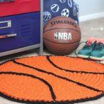 Basketbol Topu Şeklinde Paspas Nasıl Yapılır ?