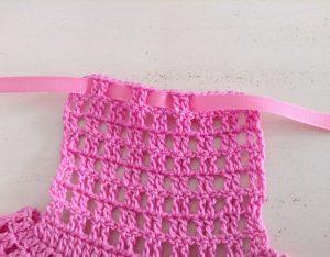 Amigurumi Bebek Elbise Yapımı | Bebek elbiseleri, Elbise yapımı, Bebek | 234x300