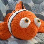 Amigurumi Kayıp Balık Nemo Yapılışı