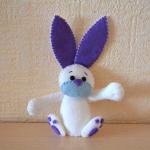 Keçe Tavşan Nasıl Yapılır?