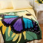 Kelebek Motif Battaniye Nasıl Yapılır?