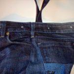 Kot Pantolondan Sırt Çantası Yapımı