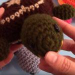 Amigurumi Tığ işi Kaplumbağa Yapılışı