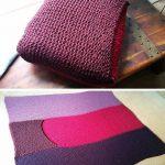 Çok Kolay Yastık Battaniye Yapılışı