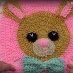 Tavşanlı Kare Motif Battaniye Yapılışı