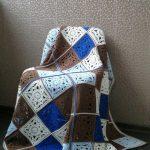 Tığ işi Kırlent Battaniye Modelleri Yapılışları Resimli Anlatımlı