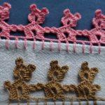 Ayıcık Modeli Havlu - Battaniye Kenarı Yapılışı videolu