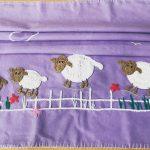 Kuzulu Yazlık Battaniye Yapılışı
