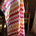 Renkli Örgü Bebek Battaniyesi Yapılışı
