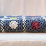 Tığ Örgü Battaniye Modeli Yapımı